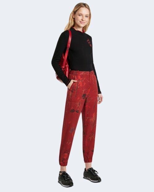 Pantaloni Desigual CAMOTIGER Rosso – 74549