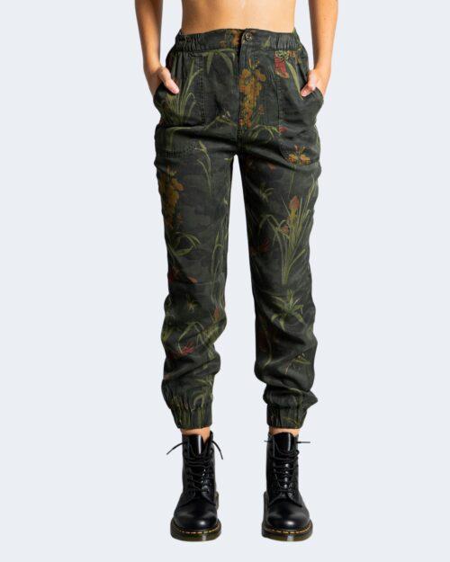 Pantaloni Desigual CAMOTIGER Verde Oliva – 74549