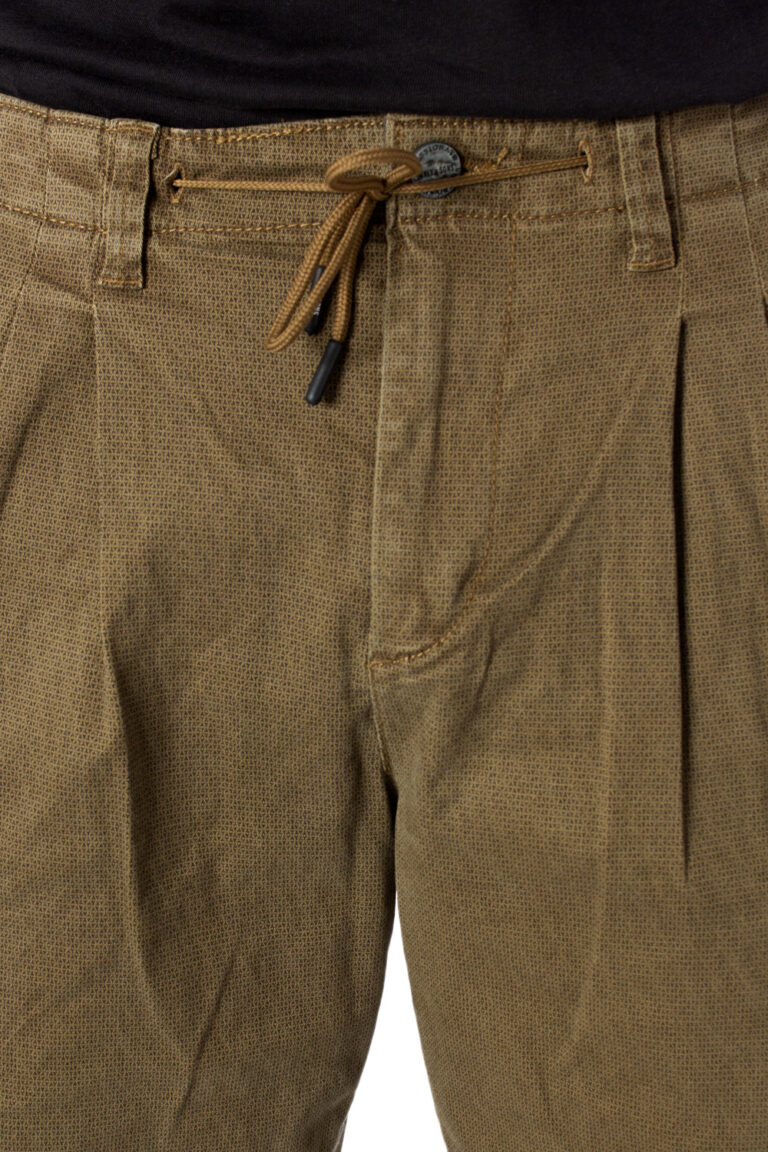 Pantaloni con cavallo basso Only & Sons LEO AOP WASHED PK 3724 Beige - Foto 5