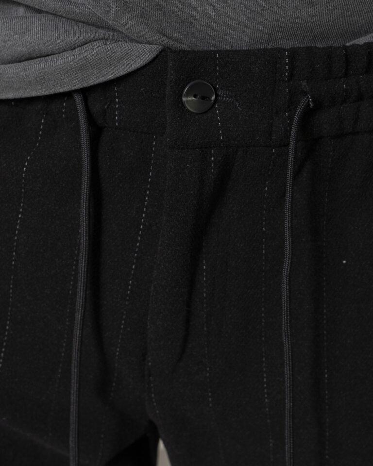 Pantaloni sportivi Antony Morato STAMPA GESSATA Nero - Foto 5