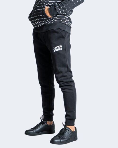Pantaloni sportivi Jack Jones JJIGORDON JJNEWSOFT SWEAT PANT GMS NOOS – 12178421 Nero – 71762