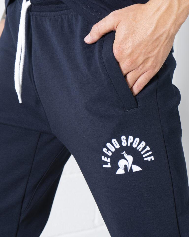 Pantaloni sportivi LE COQ SPORTIF saison 2 PANT REGULAR Blu - Foto 5