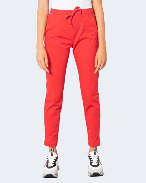Pantaloni sportivi Love Moschino BOTTOM Rosso – 74202