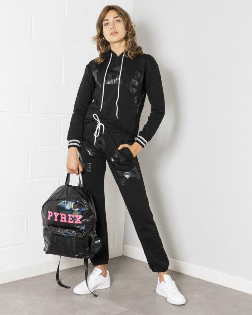 Pantaloni sportivi Pyrex BIG LOGO CENTRALE Nero – 74282