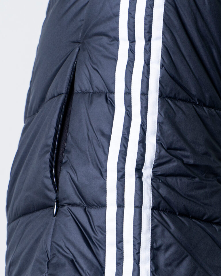 Piumino Adidas SLIM BLACK Nero - Foto 5