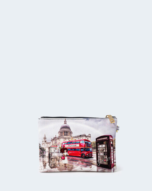 Pochette Y Not? POCKET MEDIUM london rainbow – 74229