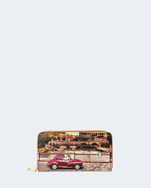 Portafoglio grande Y Not? - roma vintage - Foto 1