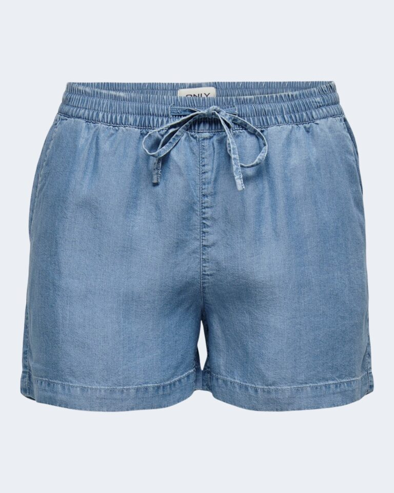 Shorts Only PEMA Blue Denim - Foto 5