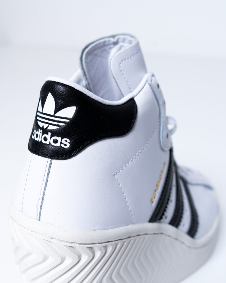 Sneakers Adidas SUPERSTAR ELLURE ZEPPA Bianco - Foto 5