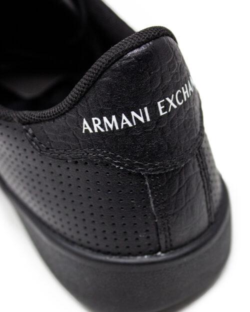 Sneakers Armani Exchange Action Nero - Foto 5