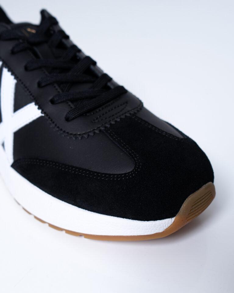 Sneakers Armani Exchange LOGO AX COLOR Nero - Foto 5