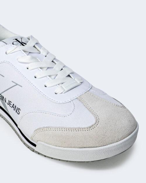 Sneakers Calvin Klein Jeans PROFILE SNEAKER Bianco - Foto 5