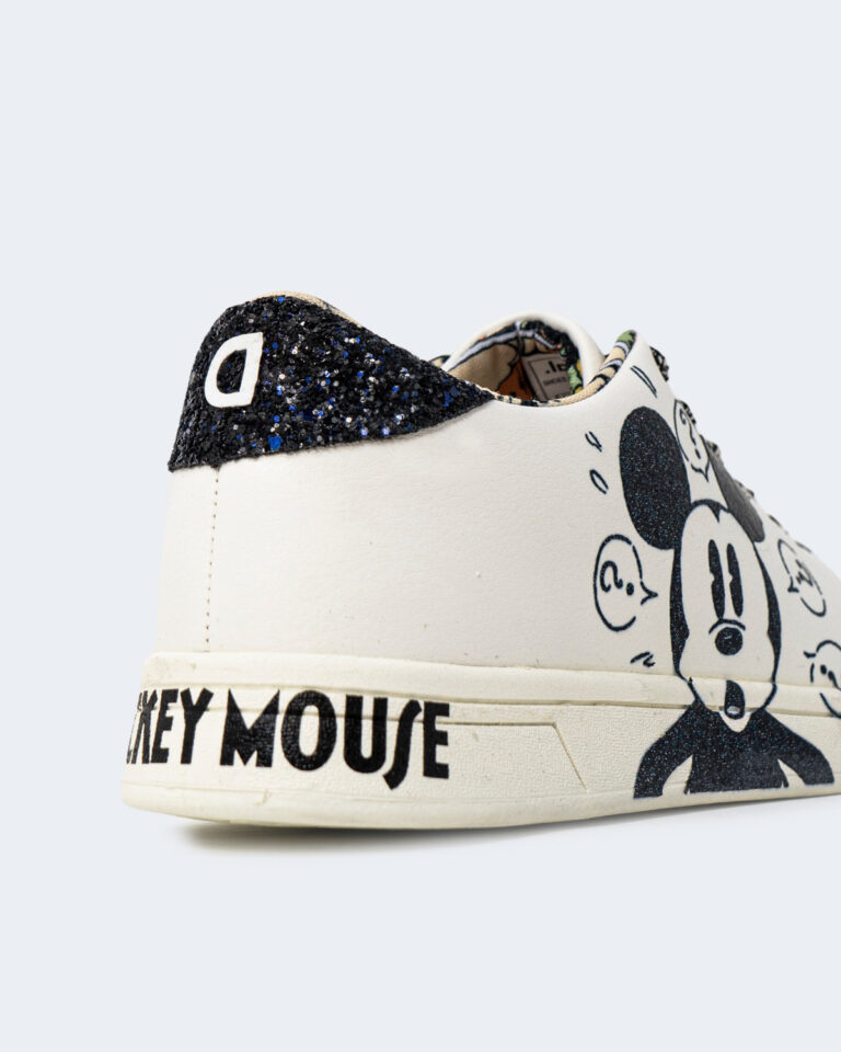 Sneakers Desigual COSMIC MICKEY GLITTER Bianco - Foto 3