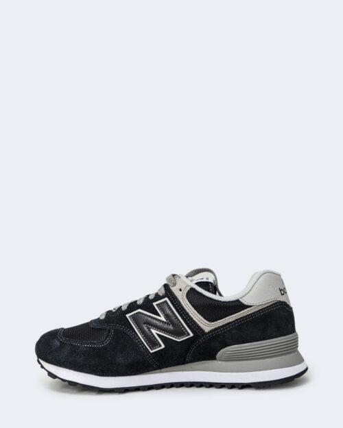Sneakers New Balance LIFESTYLE DOPPIO LOGO Nero – 76629