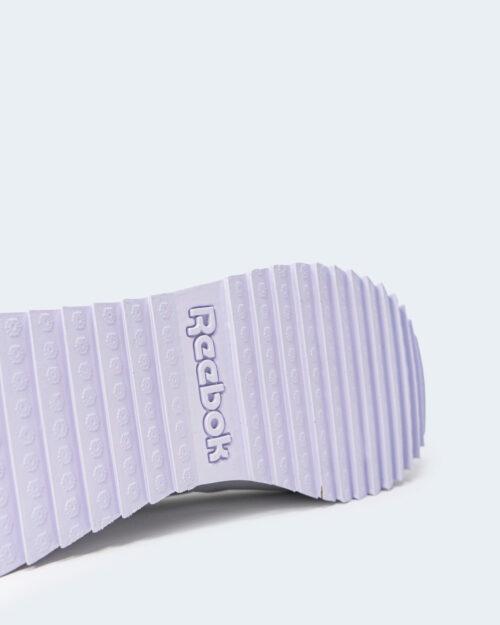 Sneakers Reebok DOUBLE Bianco - Foto 5