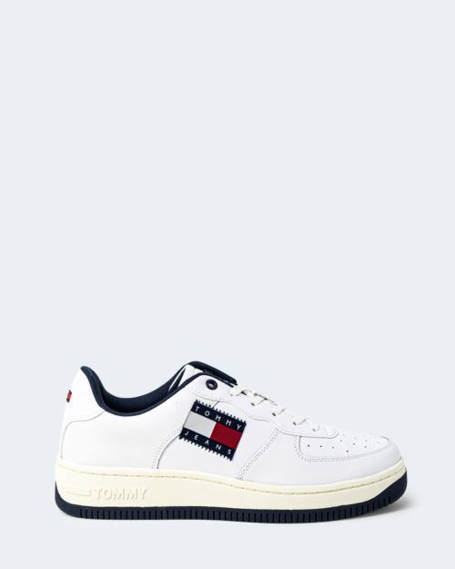 Sneakers Tommy Hilfiger BASKET CUPSOLE LOGO Bianco – 72059