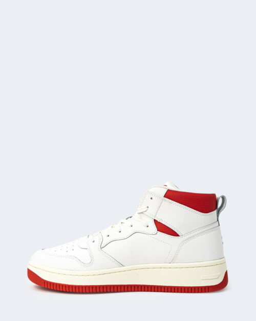 Sneakers Tommy Hilfiger BASKET HIGH CUPSOLE Bianco – 72060