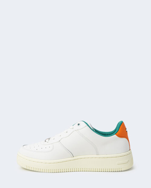 Sneakers Tommy Hilfiger LOW CUT FLAG Bianco – 72063