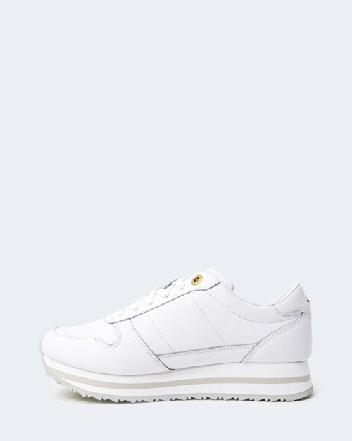 Sneakers Tommy Hilfiger SIGNATURE RUNNER Bianco – 72068