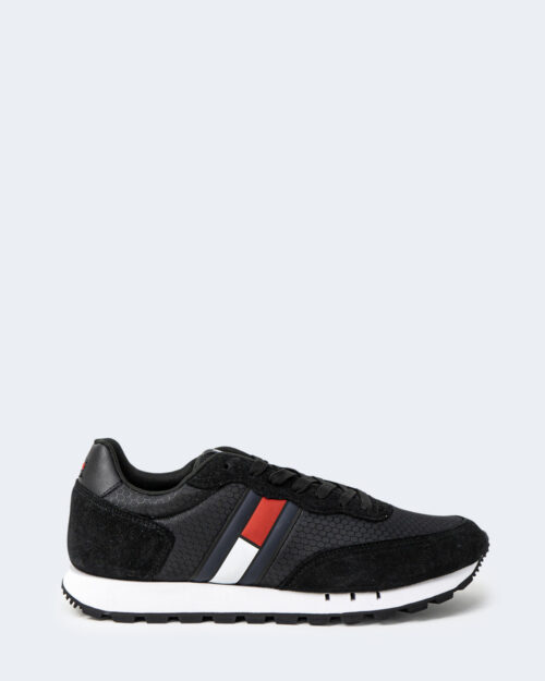 Sneakers Tommy Hilfiger RETRO MIX Nero – 72061