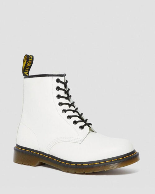 Anfibi Dr. Martens SMOOTH Bianco – 39276
