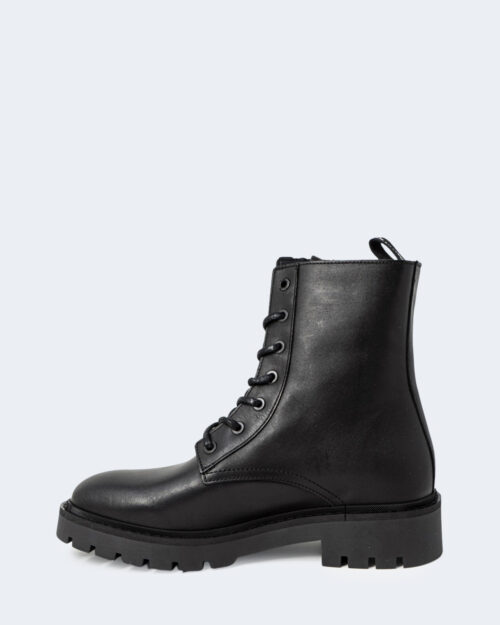 Stivali Calvin Klein COMBAT Nero – 72010