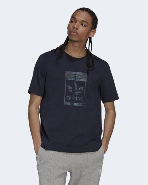 T-shirt Adidas Camo Pack Blu – 76657