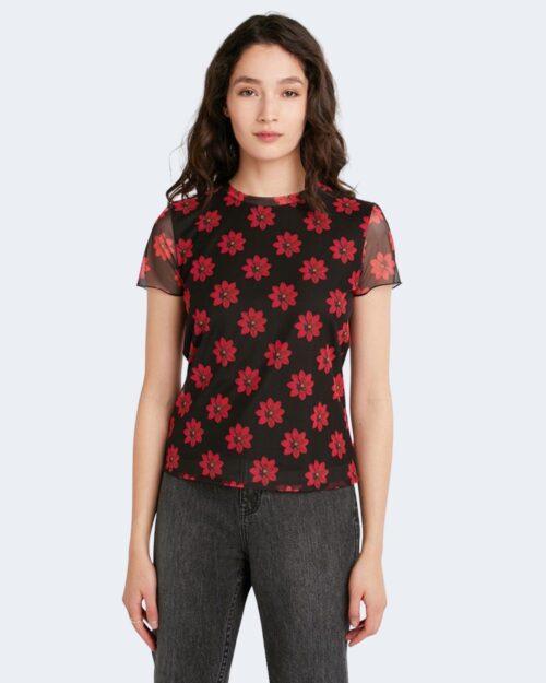 T-shirt Desigual FLORITA Nero – 74523
