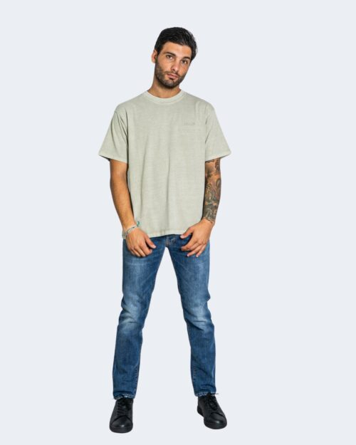 T-shirt Levi's® RED TAB VINTAGE TEE TEA GARMENT DYE C TE A0637-0014 Verde – 71679
