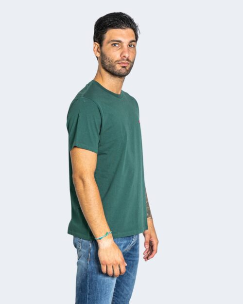 T-shirt Levi's® SS ORIGINAL HM TEE PINENEEDLE 56605-0101 Verde – 71677