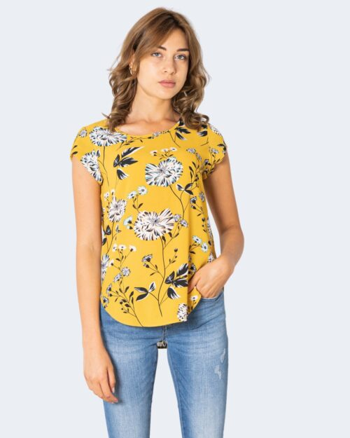 T-shirt Only Vic Giallo – 29133