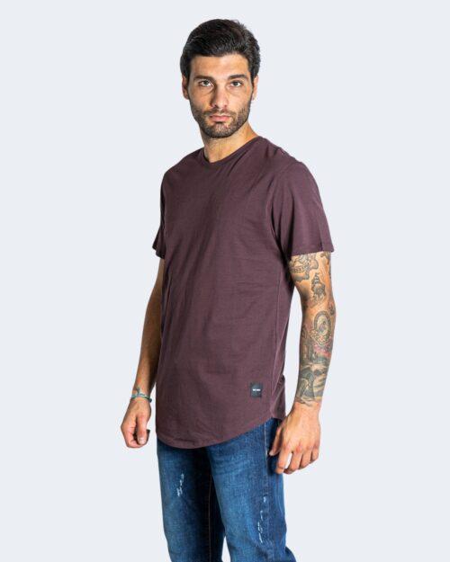 T-shirt Only & Sons MATT Bordeaux – 63397