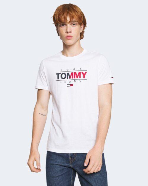T-shirt Tommy Hilfiger ESSENTIAL Bianco – 72040
