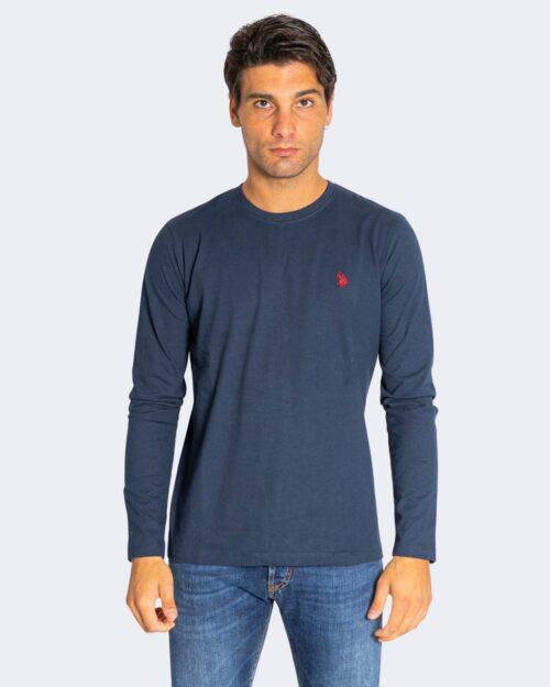 T-shirt manica lunga U.s. Polo Assn. WILL Blue scuro – 76627