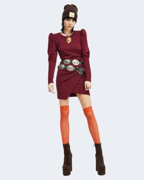 Vestito corto Aniye By SIENNA DRESS Prugna – 76675