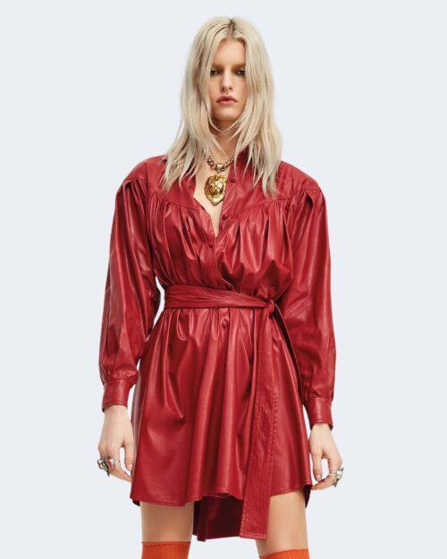 Vestito corto Aniye By CHEMISIER BERRY Rosso – 76682