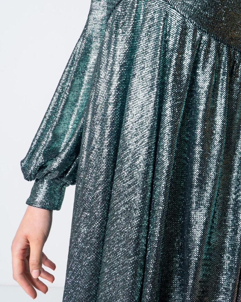 Vestito corto Aniye By ARIEL Verde - Foto 5