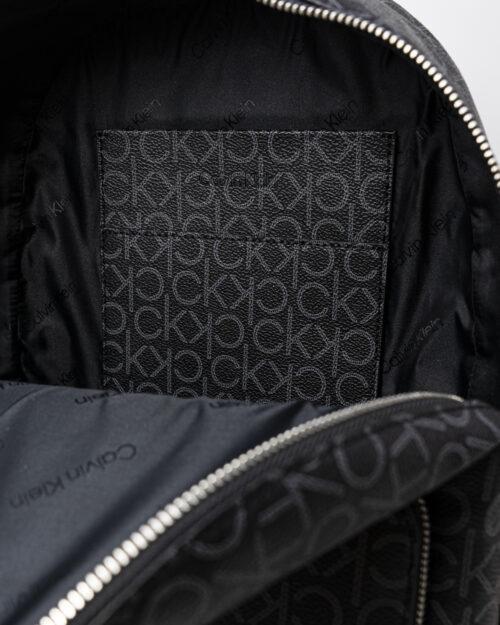 Zaino Calvin Klein MUST CAMPUS Nero - Foto 4