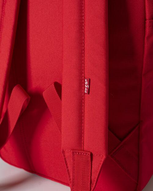 Zaino Levi's® L PACK STANDARD UNISEX Rosso - Foto 5
