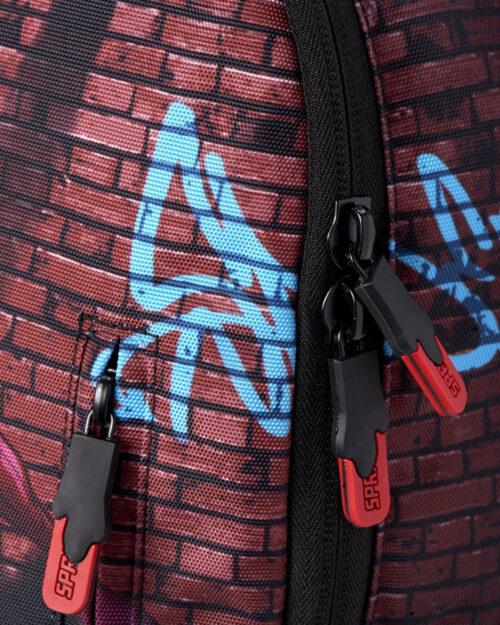 Zaino Sprayground VENOM BREAKOUT Nero - Foto 5
