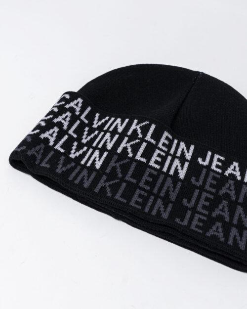 Berretto Calvin Klein BEANIE Nero – 76842