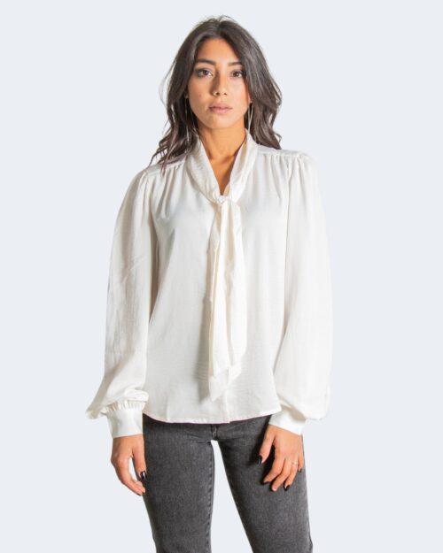 Bluse manica lunga Jacqueline De Yong MARNI Panna – 71930