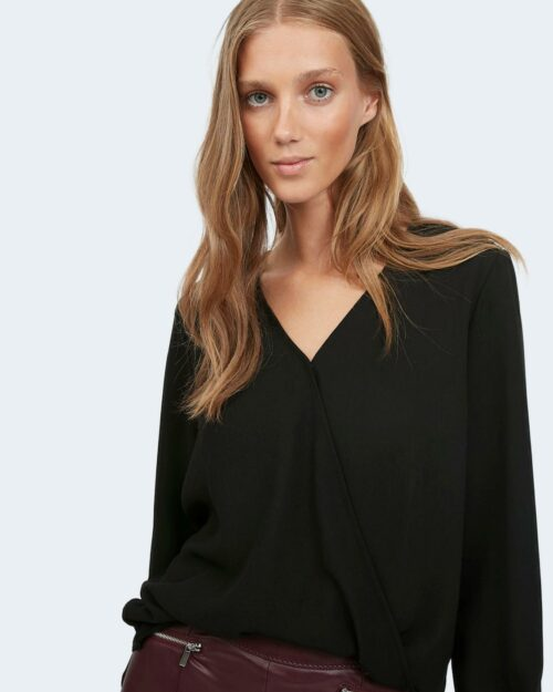 Bluse manica lunga Vila Clothes VINALU Nero – 78019