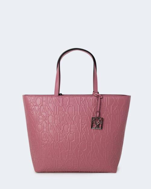 Borsa Armani Exchange SHOPPING BAG Rosa Cipria – 65163