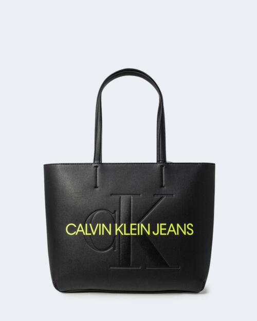 Borsa Calvin Klein SHOPPER Nero – 76805