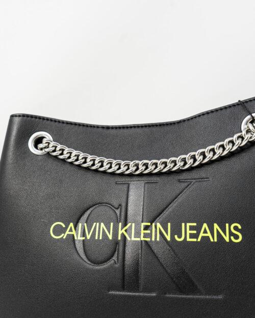 Borsa Calvin Klein CONV SHOULDER Nero – 76806