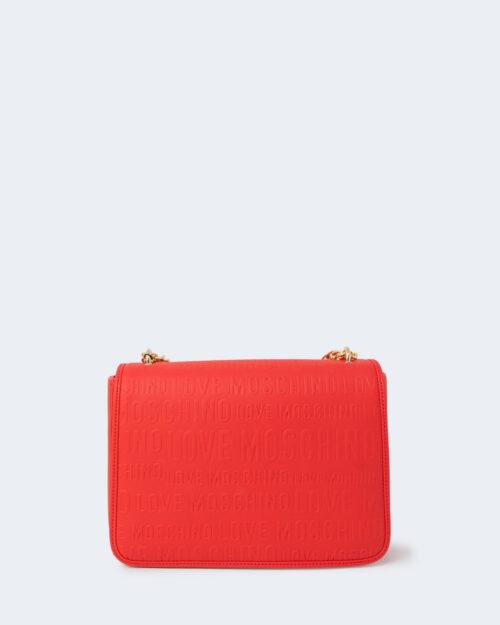 Borsa Love Moschino EMBOSSED Rosso – 77495