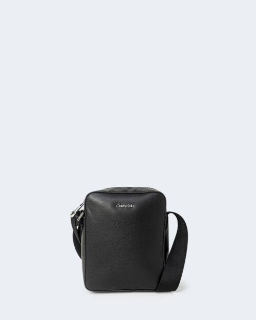 Borsa Calvin Klein MINIMALIS REPORTER S Nero – 76729