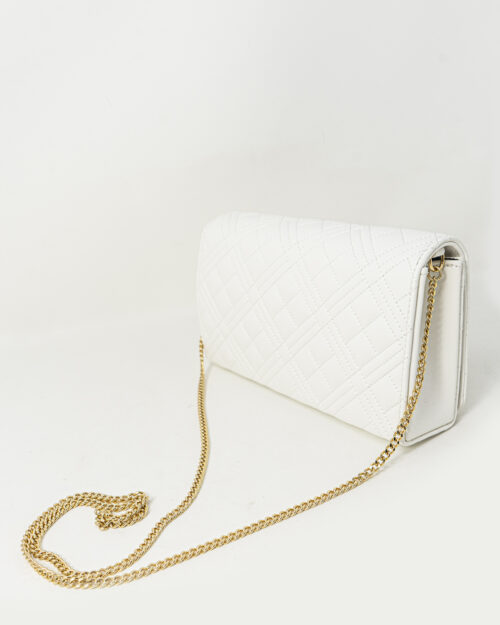Borsa Love Moschino QUILTED Bianco - Foto 4