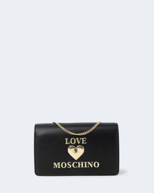 Borsa Love Moschino CUORE Nero – 77498